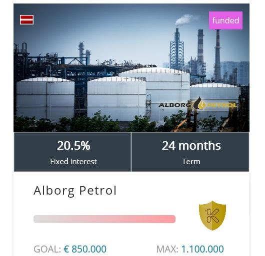 alborg petrol